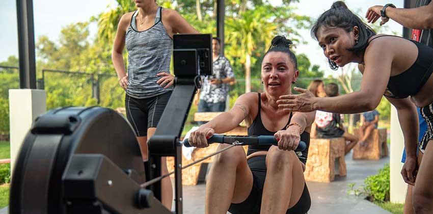 Crossfit Siam Phuket Thailand Gym 2