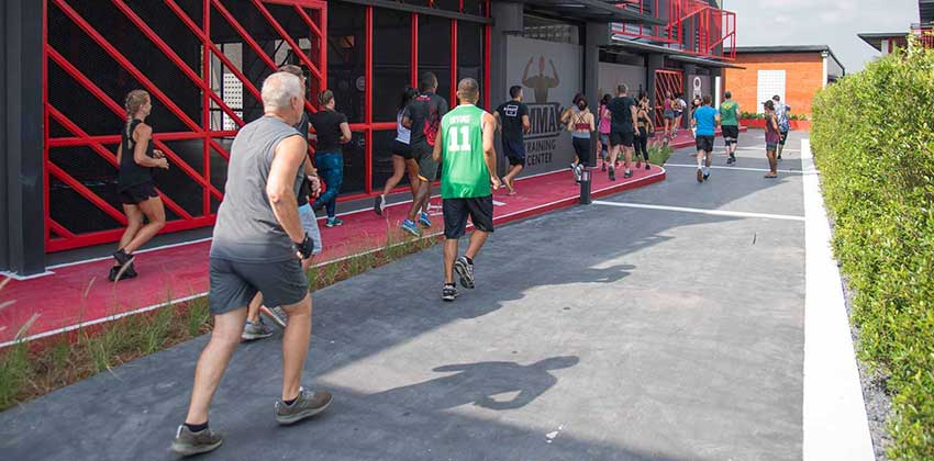 Crossfit Siam Phuket Thailand Gym 3